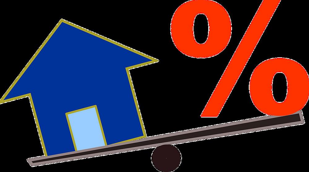 Refinancing increases