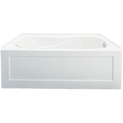 Mirolin Prescott LH Tub Model# PS6031L1