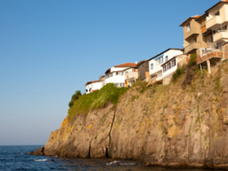 That Place on the Cliff