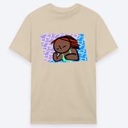naptime t-shirt_sand