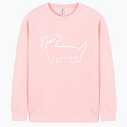 Bom sweatshirt_pink