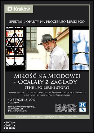 Miłość na Miodowej - ocalały z zagłady -