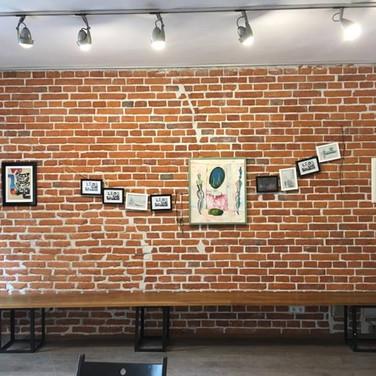 Galeria 2 Światy - Leo Lipski w rysunkach Pawła Zapendowskiego