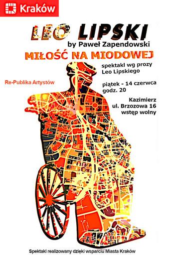 Leo Lipski w Krakowie