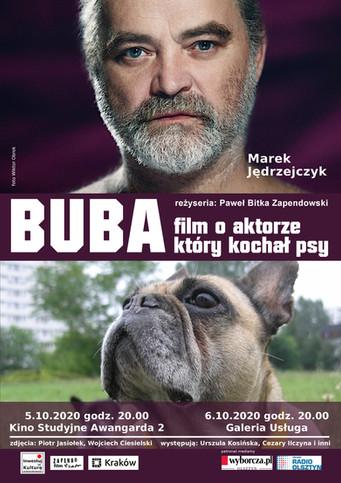 BUBA - FILM OAKTORZEKTÓRY KOCHAŁ PSY