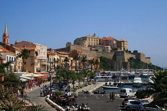 Corsica vacation