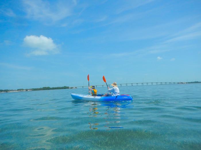 Kayaking Islamorada