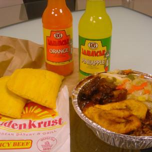 Island Eats: the irresistible Jamaican patty!