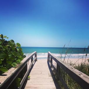 Run away to...Satellite Beach!