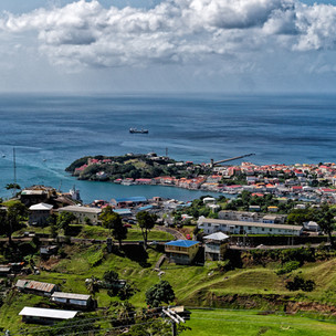 Reason #4 to visit Grenada? The views from Fort Frederick