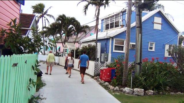 Caribbean beach blog