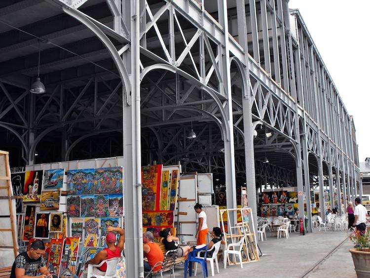 Havana Art Market