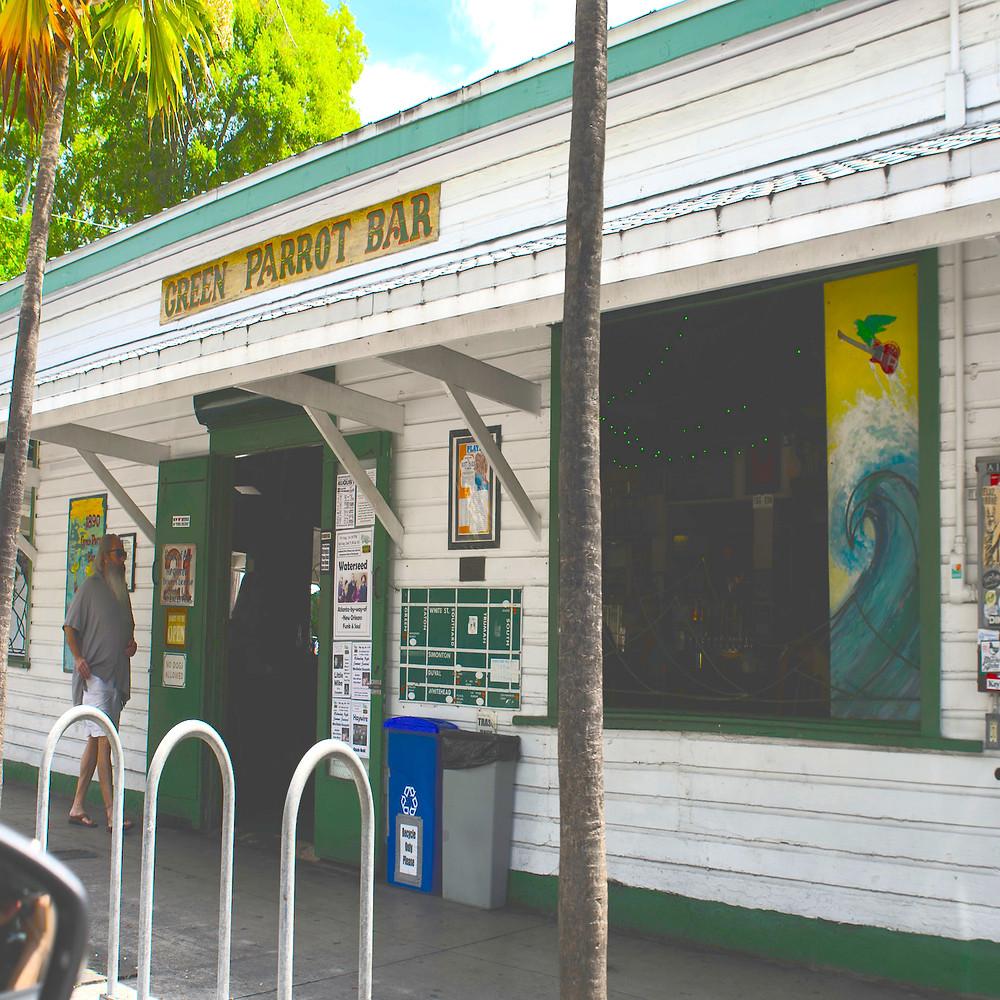 Green Parrot Key West