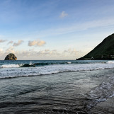 Photographer's dream beach? Le Diamant in Martinique