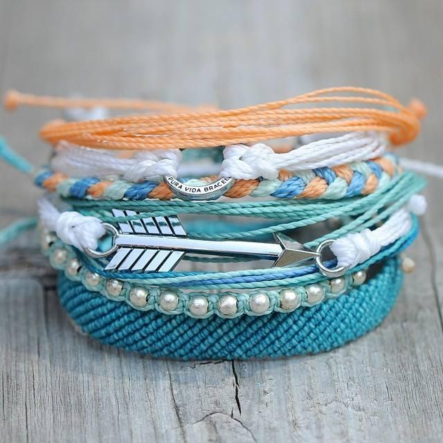 Island Style bracelets