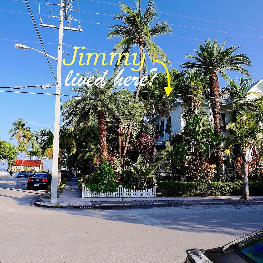 Jimmy Buffett in Key West