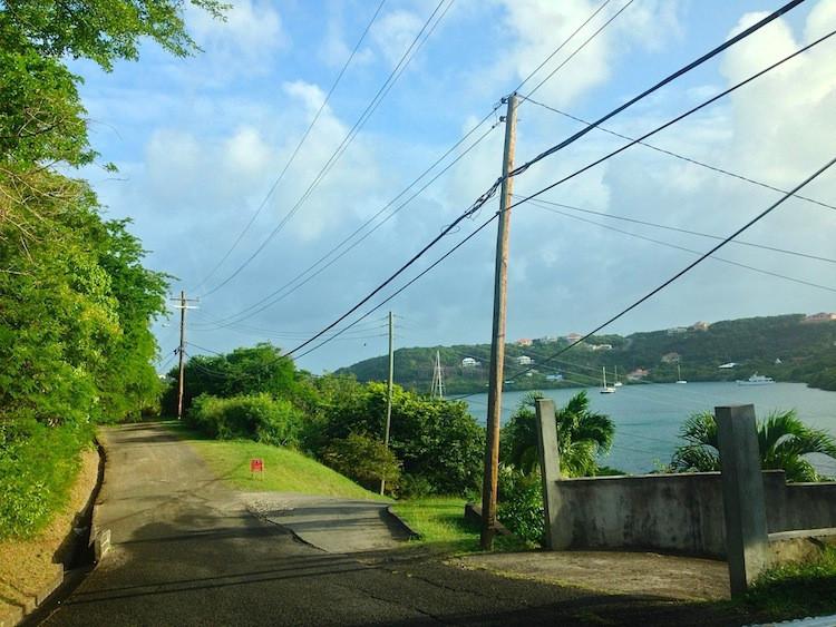 Caribbean island blog