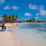 Caribbean getaway tip: Try St. Martin's tranquil Le Galion beach
