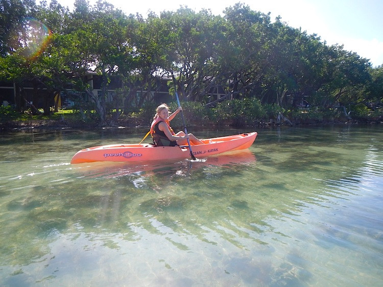 Key Largo Kayak