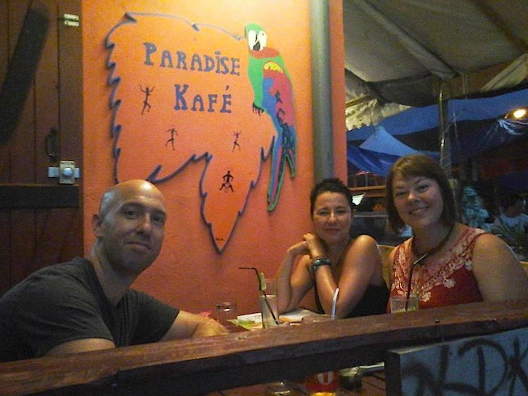 Paradise Kafe Deshaies
