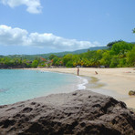 The Beach that won our Hearts: on Gorgeous Guadeloupe