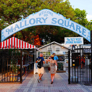 In Key West Mallory Square remains a quirky, cool sunset destination