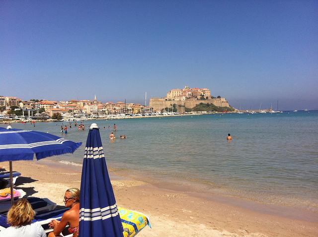 Corsica holiday