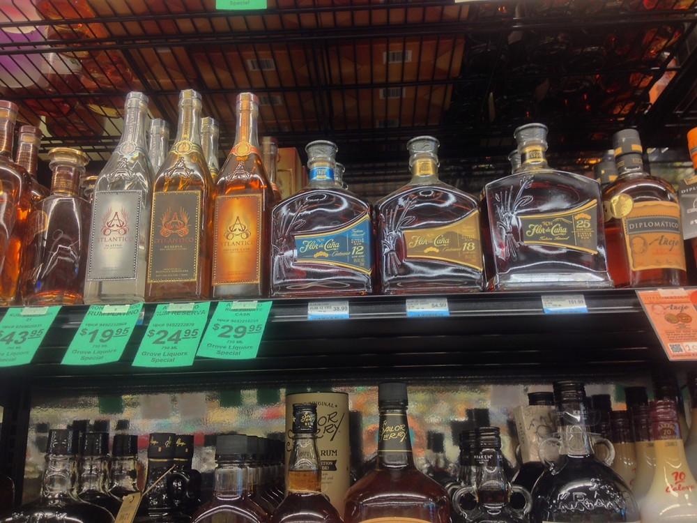 Island Runaways Rums