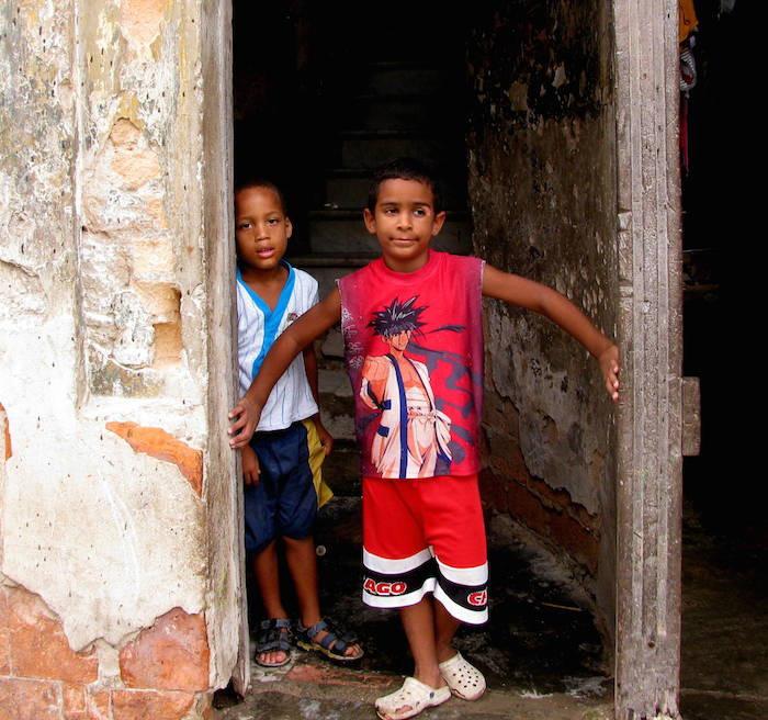 Cuba children