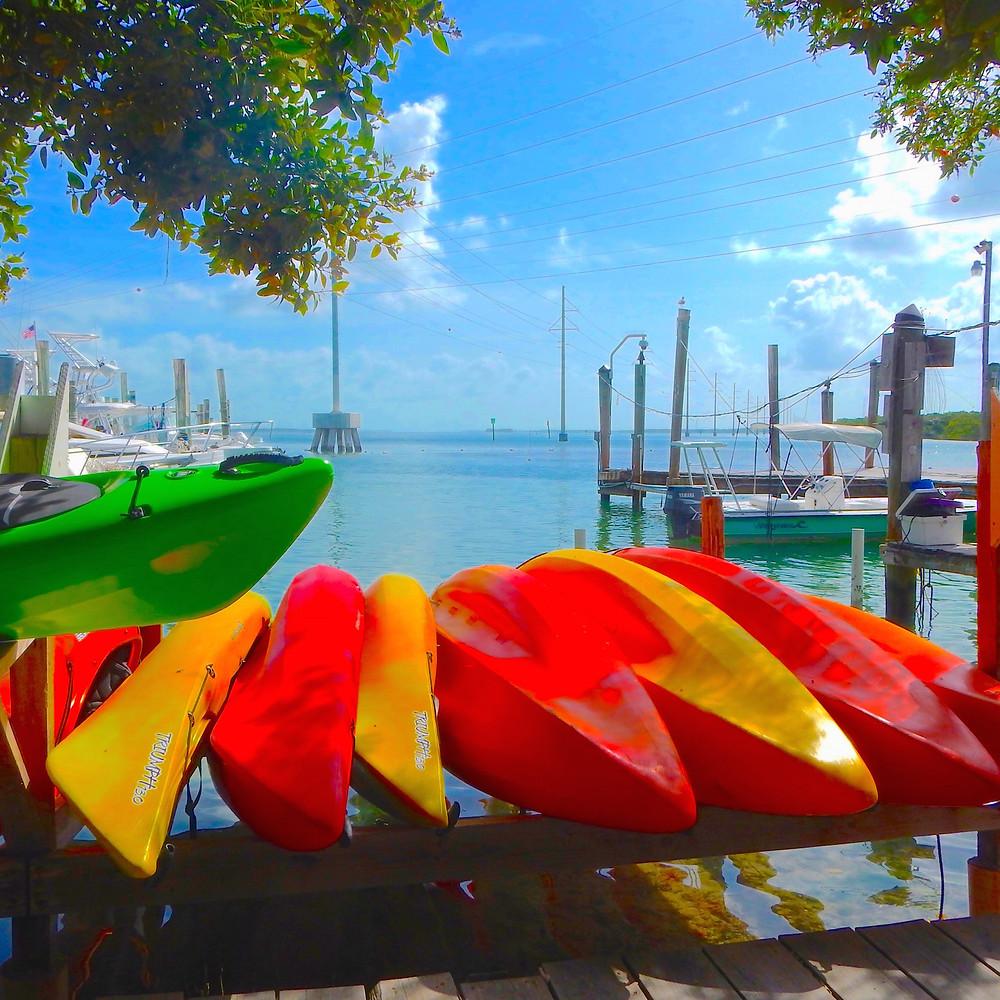 Kayak the Florida Keys