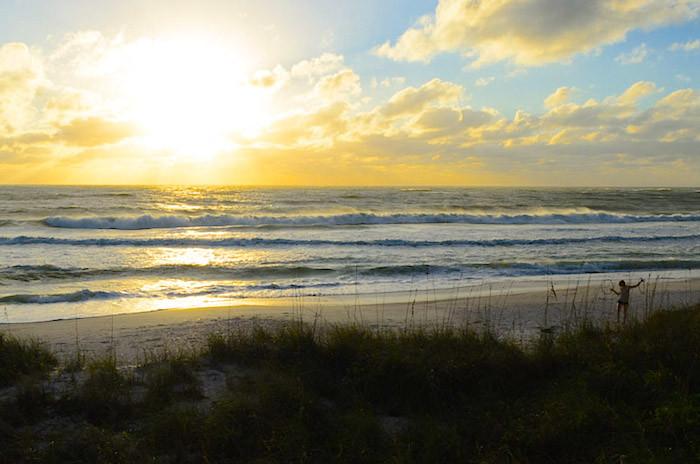 Florida island getaway
