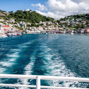 Reason-to-Visit Grenada #3: Ferry ride to Carriacou & Petite Martinique