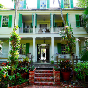 Fascinating Key West history at the Audubon House & Tropical Gardens
