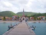 Anse d'Arlet: Little island town, dreamy beach