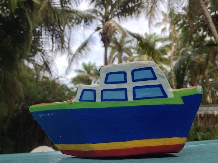 Grenada souvenir