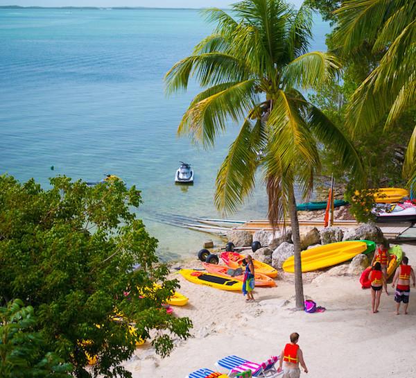 Caribbean watersports