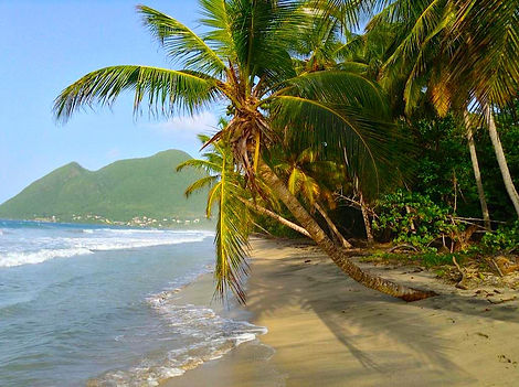 Martinique Caribbean island