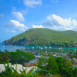 Room with an Island View: Guadeloupe