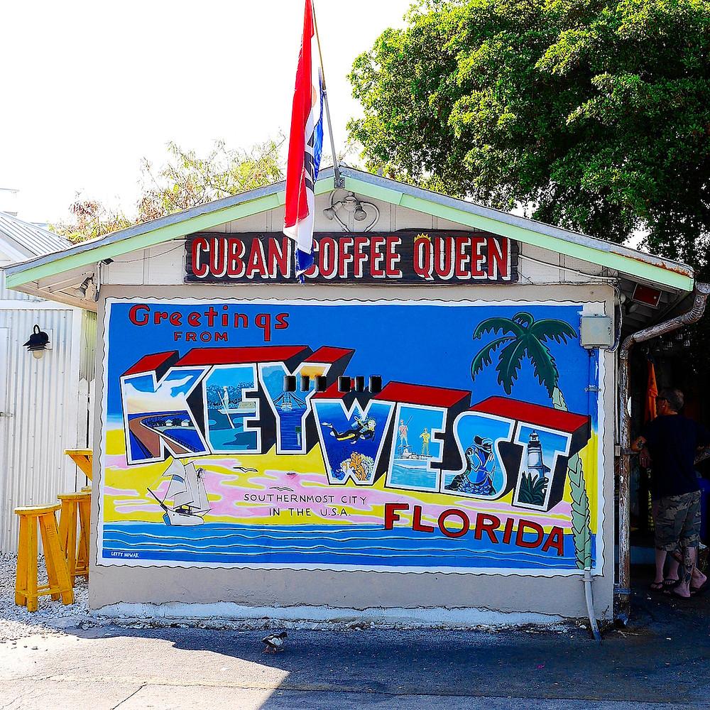 Key West Cuban Coffee Queen