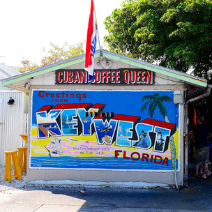 Exploring Key West: Cuban Coffee Queen