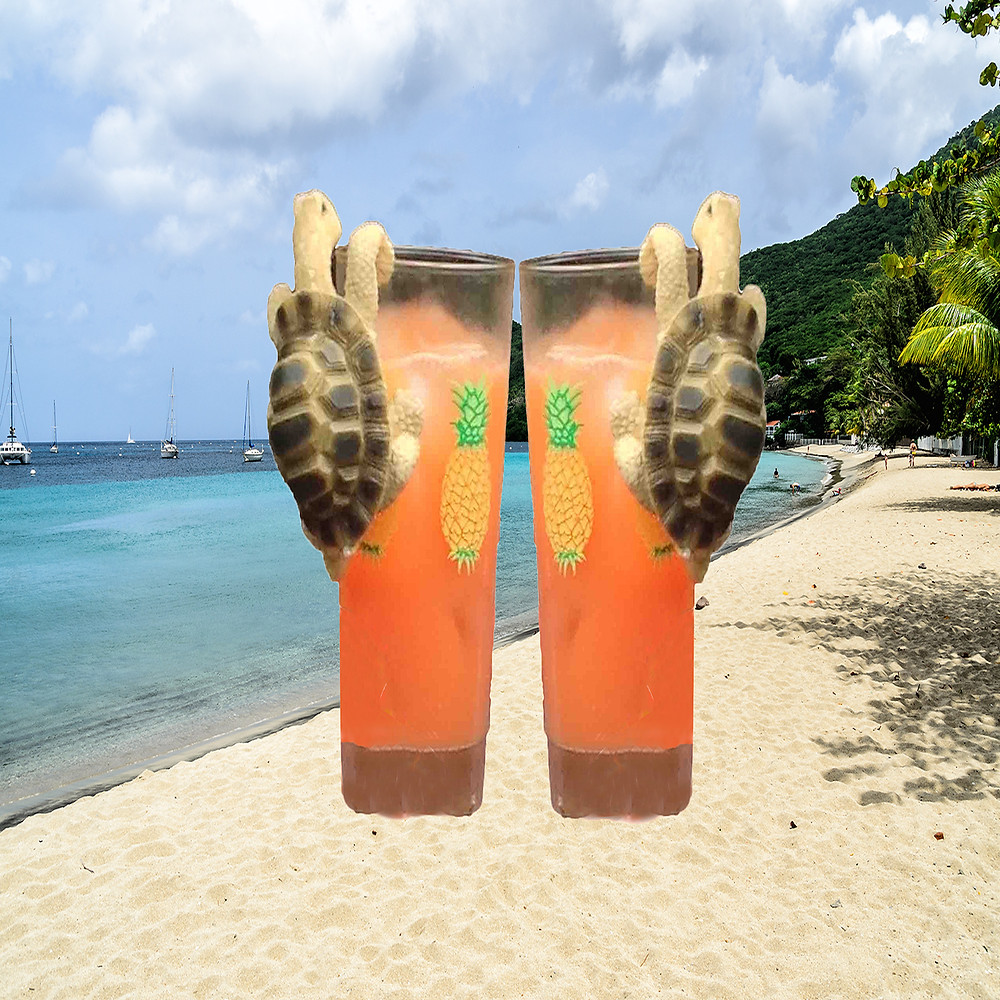 Island Runaways drinks