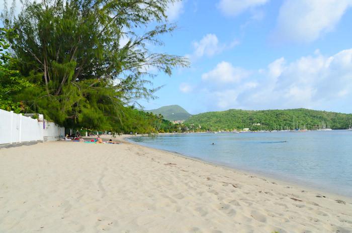 tropical island getaway