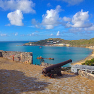 "Historic Fort Louis: a ""must see"" on your St. Martin vacation"