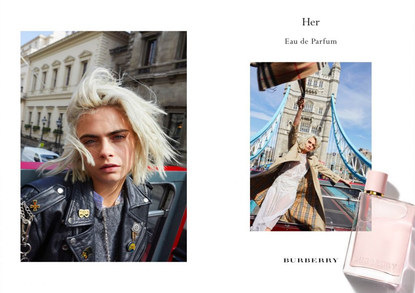 Her Fragrance by Burberry