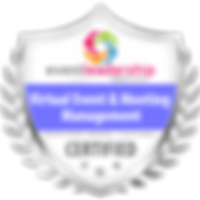 Badge Certified Virtual Event and Meetin