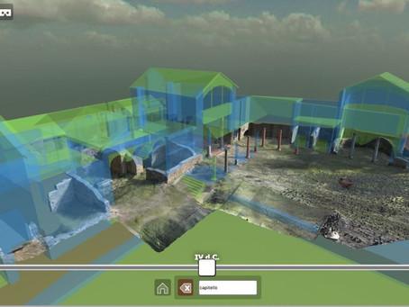 Dal campo alla ricostruzione 3D virtuale: un metodo in cinque passi per utilizzare Extended Matrix