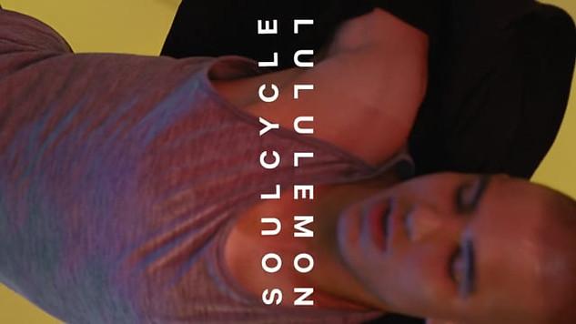 Lululemon x Soulcycle