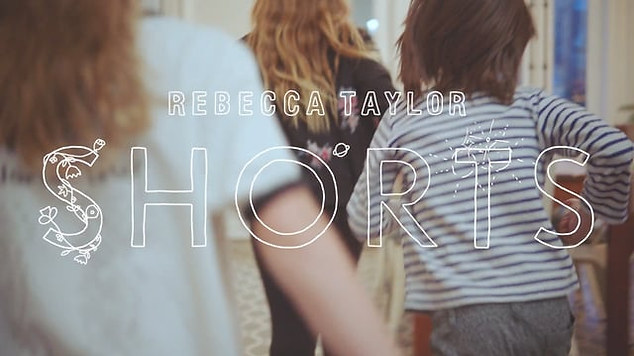 Rebecca Taylor Shorts - Chapter Three