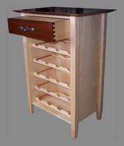 Leslie's Wine Rack