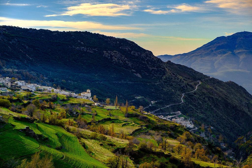 Amazing Alpujarras and Sierra Nevada